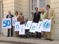 50 Jahre Unicef Deutschland