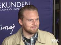 """Axel Stein gehörte zu den Gästen der """"8 Sekunden""""-Premiere in Berlin"""