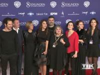 """Der Cast von """"8 Sekunden"""" bei der Premiere in Berlin"""