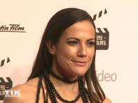 Bettina Zimmermann war einer der alten Hasen beim 99Fire Film Award