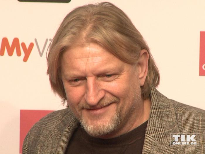 Frank Kessler beim 99Fire Film Award