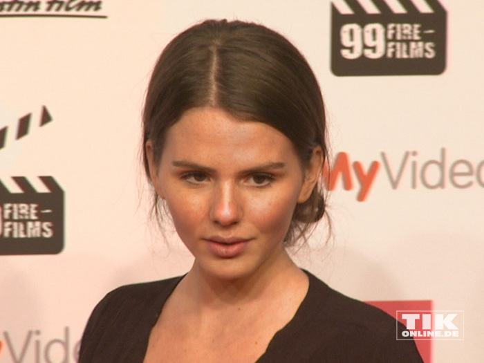 Ruby O'Fee beim 99Fire Film Award