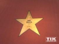 """Anke Engelkes Stern auf dem """"Boulevard der Stars"""" in Berlin"""