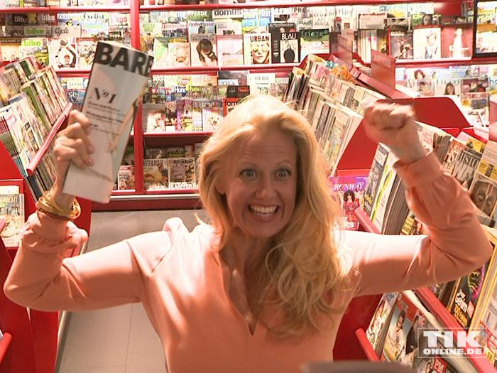 """Barbara Schöneberger freut sich wie Bolle auf ihre eigene Zeitschrift """"Barbara"""""""