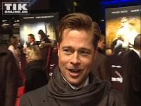 "Brad Pitt bei der Premiere zum Film ""Der seltsame Fall des Benjamin Button"" in Berlin"