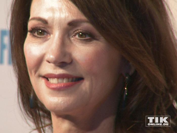 Iris Berben strahlte bei Berlinale Gala Opening Night