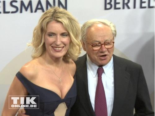 Maria Furtwngler Mit Ehemann Hubert Burda TIKonlinede