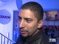 Andreas Bourani gehörte zu den Gästen der Bertelsmann Party 2015