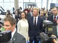 Boris Becker und Lilly Kerssenberg