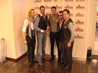 Boyzone geben ihr Comeback in Berlin