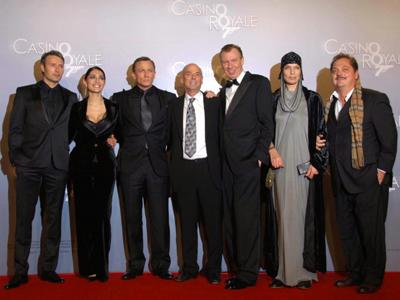 bond casino royal darsteller