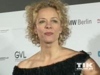 Katja Riemann beim Deutscher Schauspielerpreis 2014