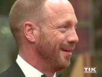Johann von Bülow beim Deutschen Schauspielerpreis 2015