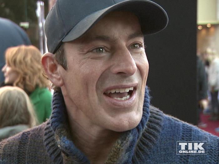 """Gedeon Burkhard auf der """"Hotel Transsilvanien 2""""-Premiere in Berlin"""