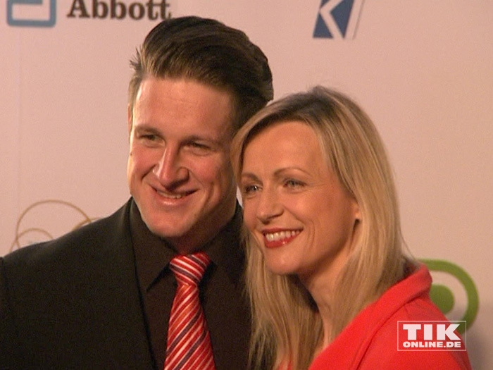 Matthias und Inge Steiner bei der Diabetes Gala 2015