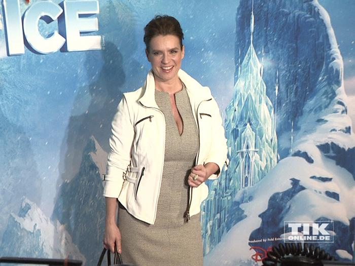 """Katarina Witt bei der Premiere von """"Disney On Ice"""""""