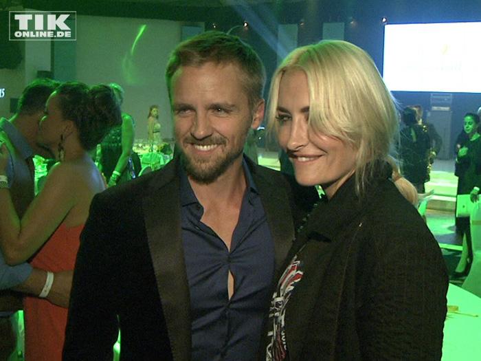 Sarah Connor mit Freund Florian Fischer