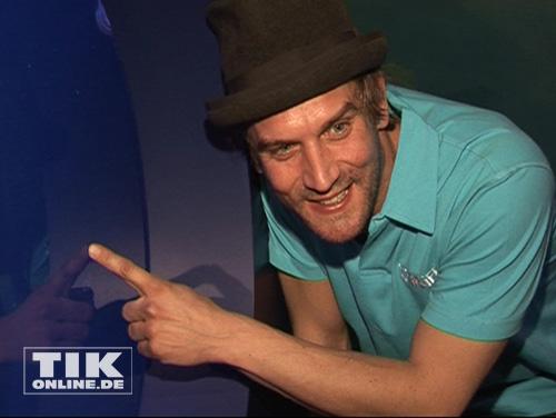 Peer Kusmagk wurde in der fünften Staffel vom 'Dschungelcamp' zum Dschungelkönig gewählt