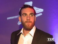 "Brock O'Hurn auf der ""James Bond""-Party der Luxusmarke S.T. Dupont"