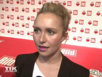 """Die Verlobte von Wladimir Klitschko, Hayden Panettiere, bei der """"Ein Herz für Kinder""""-Gala 2015 in Berlin"""