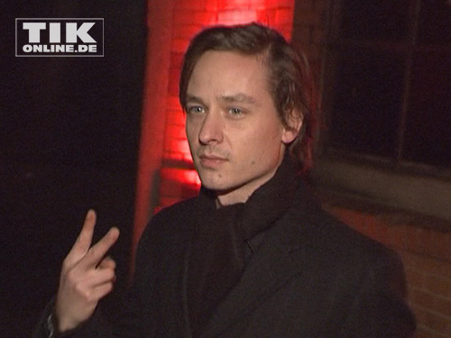 Tom Schilling Interview Tom Schilling Kam Zur