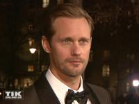 Alexander Skarsgart war einer der Stargäste beim European Film Award EFA 2015 in Berlin
