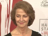 Charlotte Rampling beim European Film Award EFA 2015 in Berlin