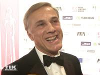 Christoph Waltz gehörte beim European Film Award EFA 2015 in Berlin zu den Gewinnern