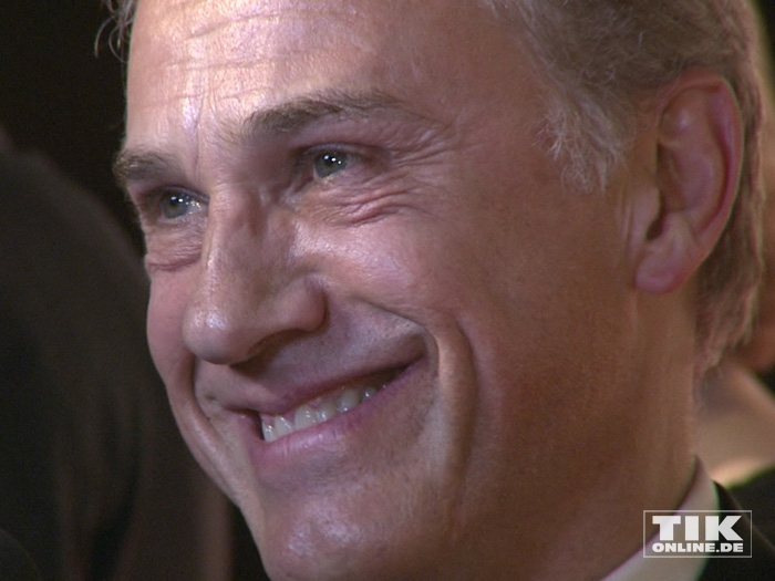 Oscar-Gewinner Christoph Waltz beim European Film Award EFA 2015 in Berlin
