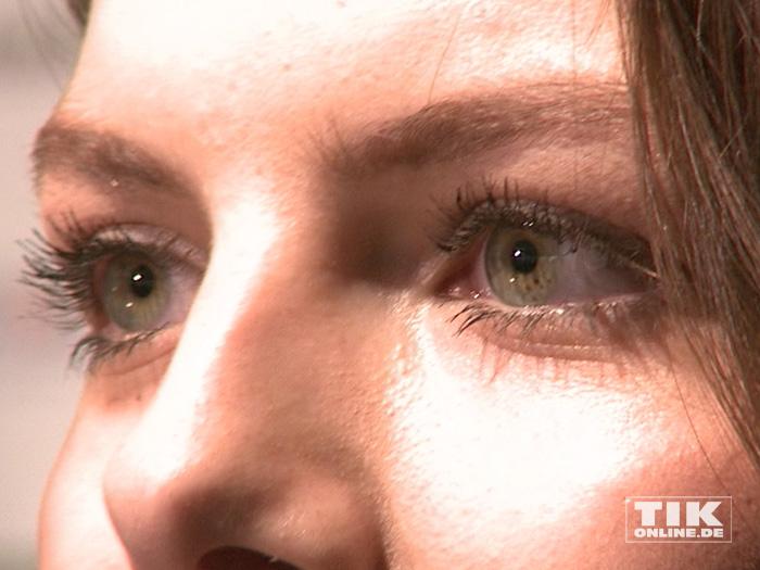 """Die Augen der """"GNTM 2015""""-Siegerin Vanessa Fuchs"""