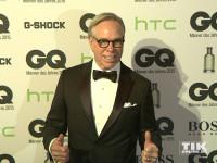 "Designer Tommy Hilfiger bei den GQ ""Männer des Jahres"" 2015 Awards"