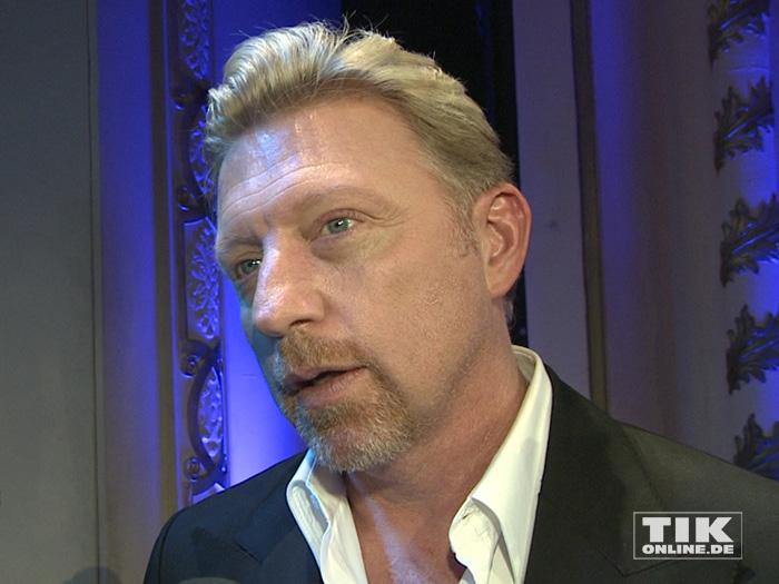 """Boris Becker bei den GQ """"Männer des Jahres"""" 2015 Awards"""