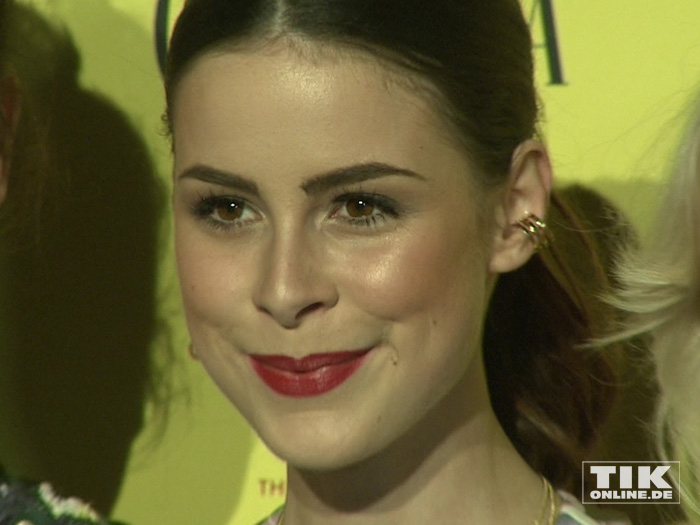 Lena Meyer-Landrut bei den Best Inspiration Awards 2015