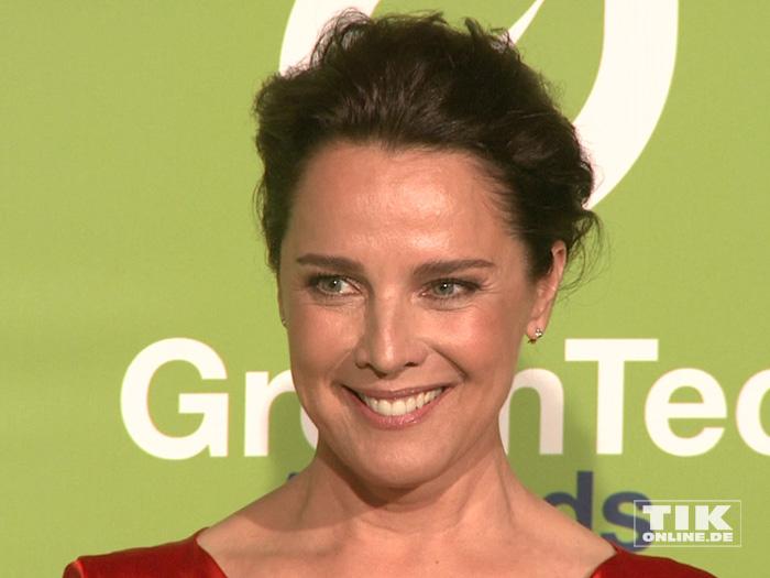 Desiree Nosbusch beim GreenTec Award 2015