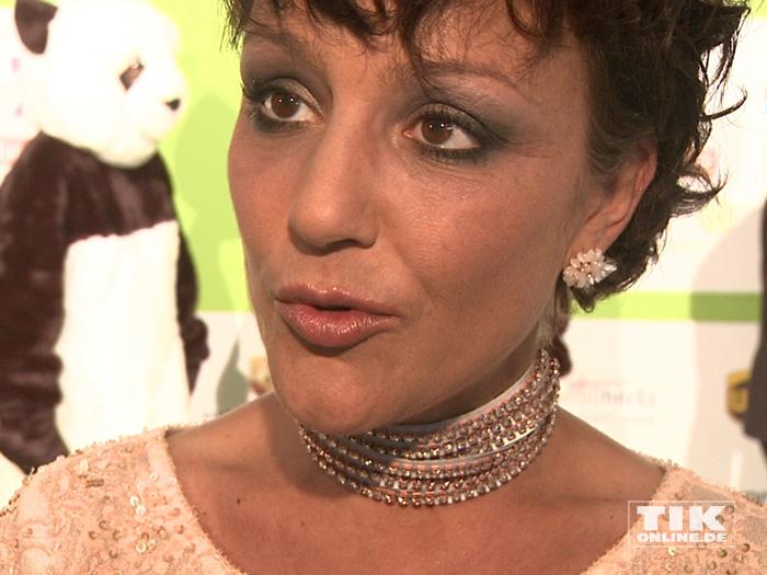 Miriam Pielhau beim GreenTec Award 2015