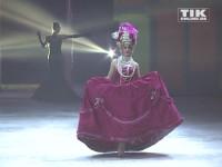 """Für die Holiday On Ice Show """"Platinum"""" entwarf Harald Glööckler die Kostüme"""