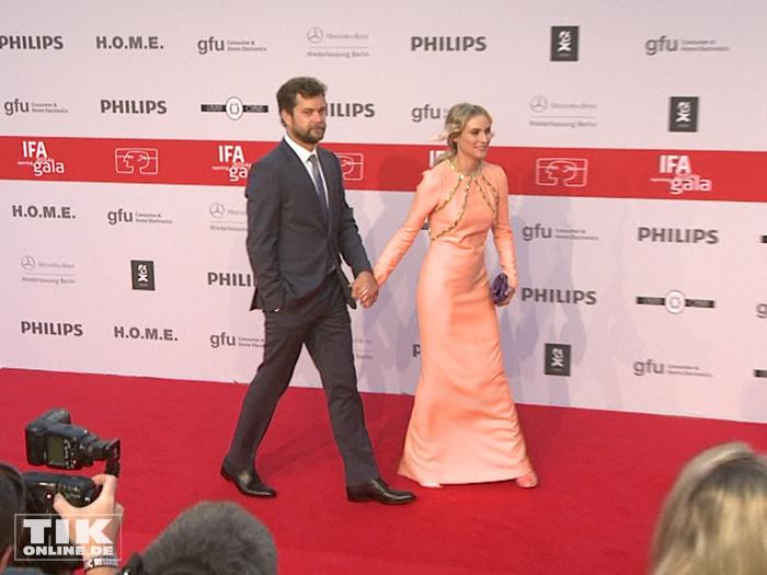 Diane Kruger mit Joshua Jackson
