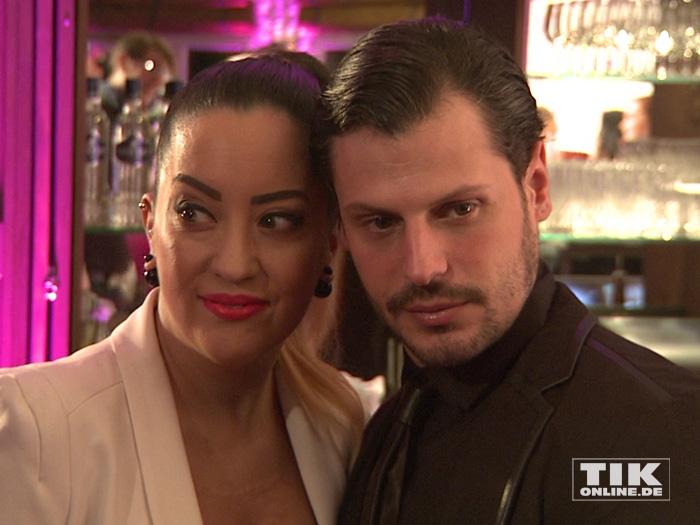 Manuel Cortez mit seiner Freundin Miyabi Kawai