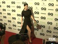 """Lena Meyer-Landrut hat Spaß beim sexy posieren bei den """"GQ Männer des Jahres Awards 2015"""" in Berlin"""