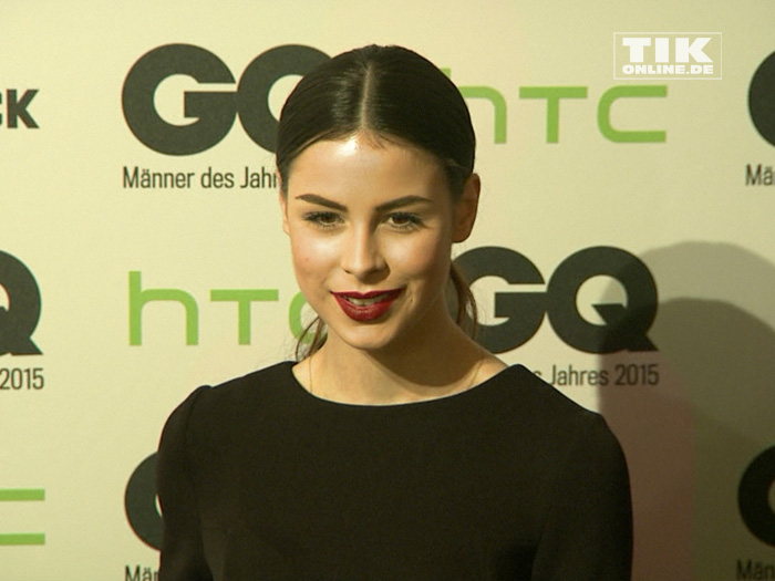 "Lena Meyer-Landrut bei den ""GQ Männer des Jahres Awards 2015"" in Berlin"