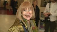 """Ursula Monn bei der Premiere des Musicals """"Eine Weihnachtsgeschichte"""" in Berlin"""