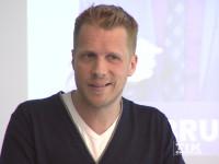 Oliver Pocher hatte in Berlin zu einer Pressekonferenz geladen, um zu verkünden, dass er einen neuen Job habe.