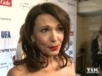 Natürlich war auch Iris Berben zur Opening Night Gala der 66. Berlinale gekommen
