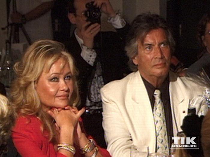 Pierre Brice und seine Frau Hella