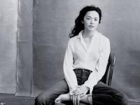 Schauspielerin Yao Chen im Pirelli Kalender 2016, fotografiert von Star-Fotografin Annie Leibovitz