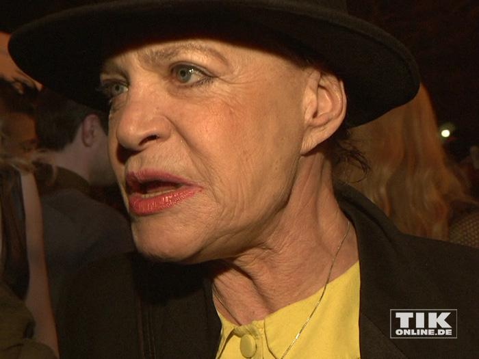 Barbara Engel kam ins Berlin Dungeon, um sich gepflegt zu gruseln