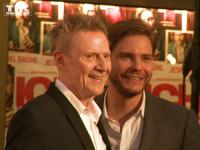 Daniel Brühl und Jesper Christensen