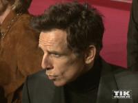 """Ben Stiller gibt den """"Blue Steel""""-Blick auf der """"Zoolander 2""""-Premiere in Berlin"""