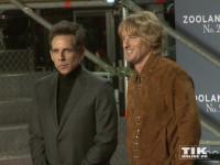 """Ben Stiller und Owen Willson aka Derek Zoolander und Hansel posieren auf der """"Zoolander 2""""-Premiere in Berlin"""