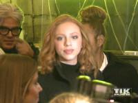 Boris Beckers Tochter Anna Ermakova kam mit ihrer Mutter Angela Ermakova zum Grazia Pop Up Breakfast 2016 nach Berlin